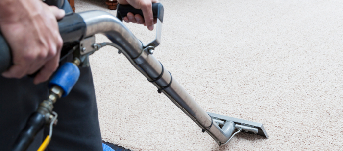 5-Step Ultra Deep Carpet Cleaning