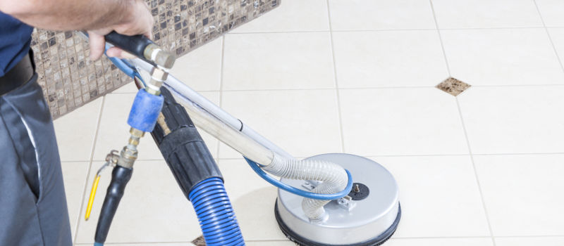 Residential Tile & Grout Cleaning in Sanford, FL