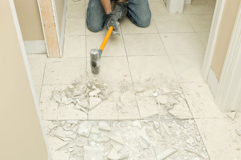 Tips for Getting Ultimate Tile & Grout Cleaning Results
